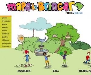 Mapa do Brincar