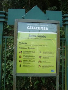 Parque da Catacumba