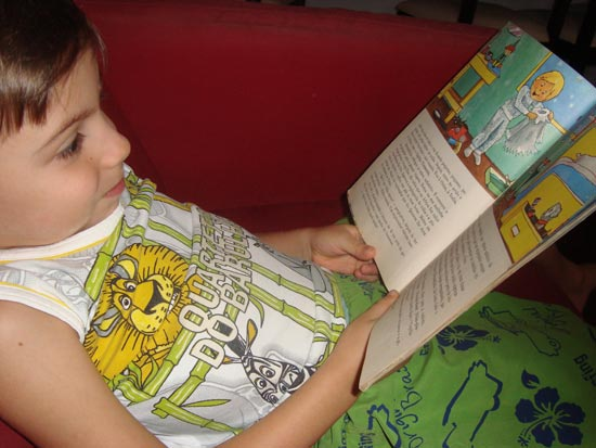 Meu pequeno leitor