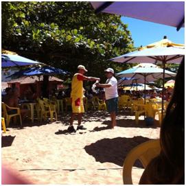 Praia dos Castelhanos - Campanha Praia Limpa