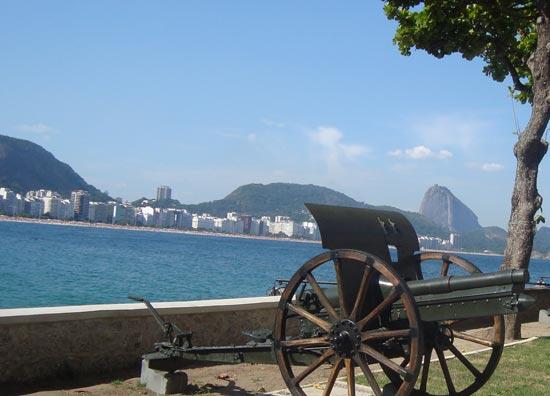 Forte de Copacabana