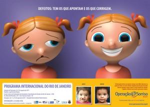 Cartaz Operação Sorriso 2011