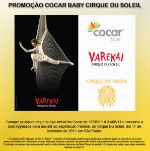 Promo Cocar Baby