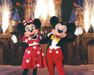 Mikey e Minnie