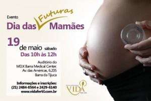 Dia das Futuras Mamães