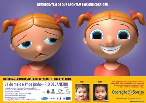 Operação Sorriso 2012