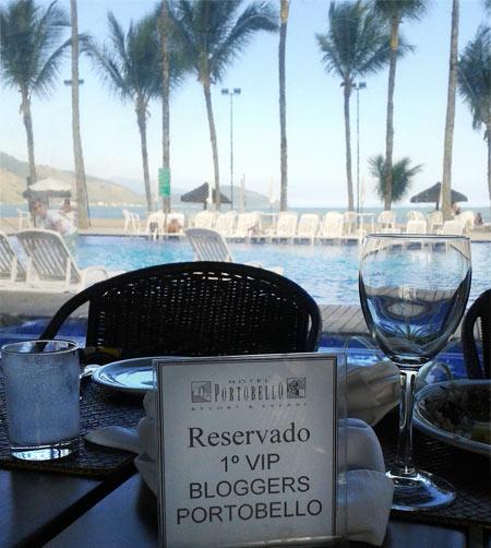#VIPBloggersPortobello