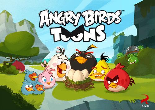 ANGRY BIRDS TOONS_DIVULGACAO GLOOB_