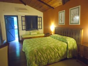 Parador Maritacas - suite varanda