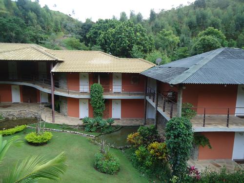 Parador Maritacas - suites