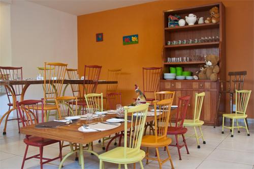 Parador Maritacas - restaurante infantil