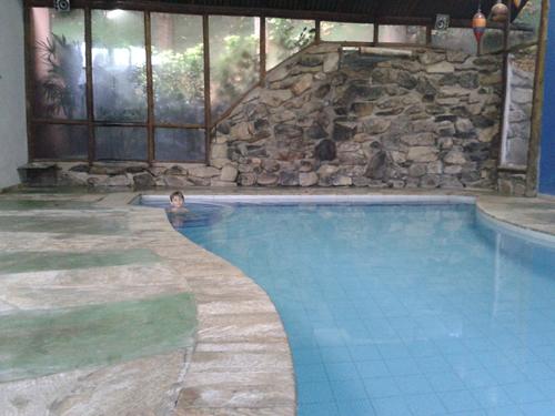 parador maritacas - piscina aquecida