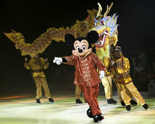 disney on ice 2013