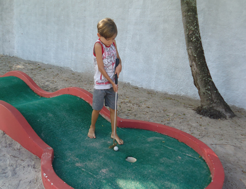 summerville - mini golf