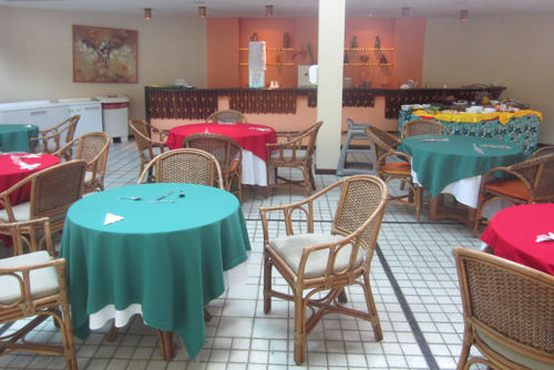 Summerville - restaurante infantil