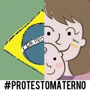 Blogagem coletiva #protestomaterno