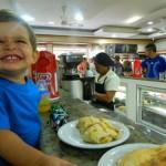 Café da manhã na padaria do Angu - Foto de Cariocando por aí