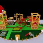 Parque Angry Birds - Mooca Plaza