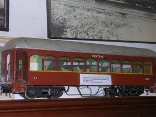 Museu do Trem - Foto de Cariocando por aí