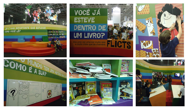 bienal do livro 2013 - Planeta Ziraldo