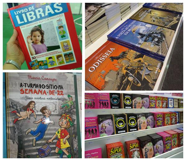 bienal do livro 2013 -livros