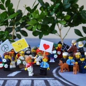 Dia das Crianças com LEGO