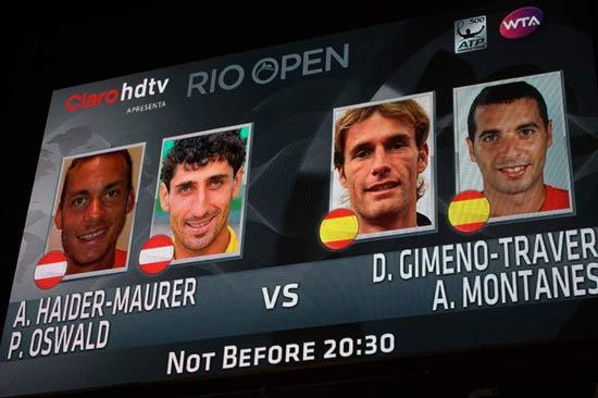 Rio Open - Classificatória