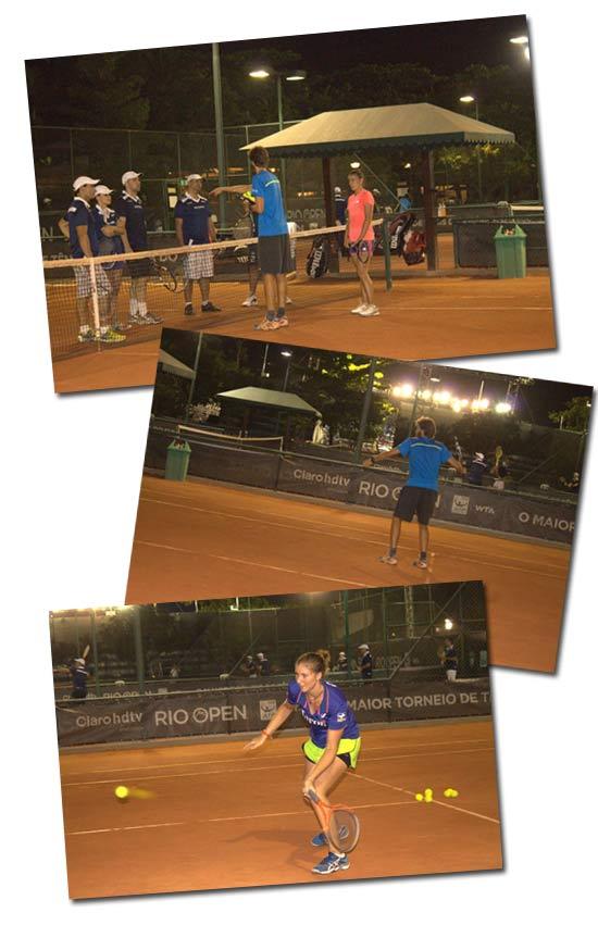 Rio Open - Clínicas de Tênis