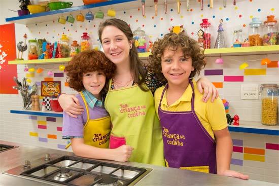 Criança na Cozinha - Segunda Temporada