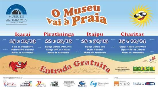 O Museu vai à Praia