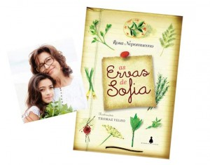 As ervas de Sofia