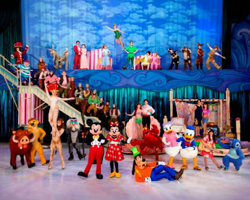 Disney On Ice - Passaporte para a Aventura