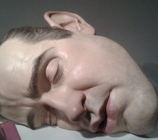 ron mueck_2014