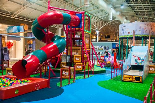 Playground Angry Birds