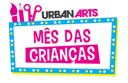 Urban Arts - mês das crianças