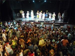 Baile do Gigantes da Lira - FOTO: Andre Motta Lima