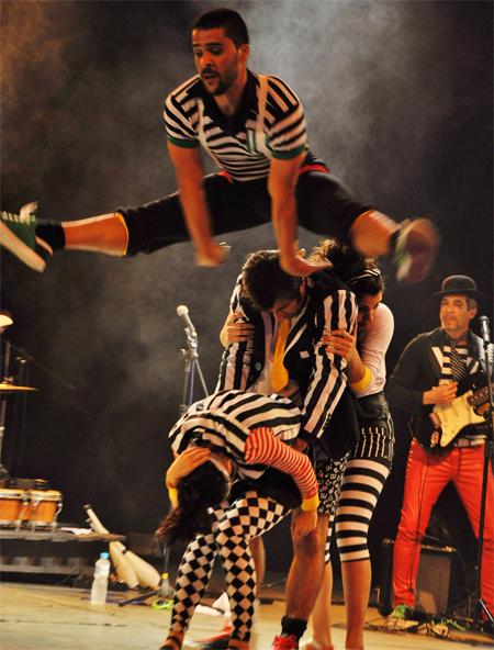Circo dos Irmãos Brothers  - FOTO: Fernanda Tomaz