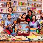 Tapetes Contadores de Histórias -FOTO: Clau Pavesi