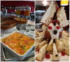 Mabu Thermas Grand Resort - gastronomia