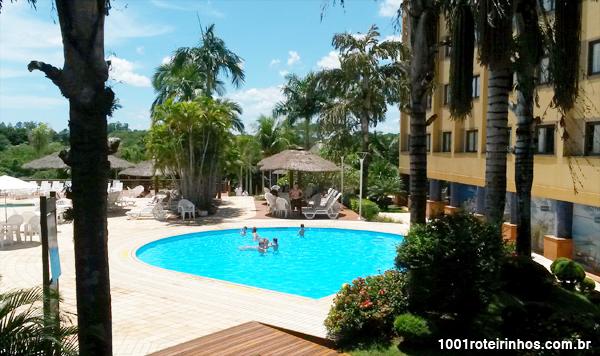 Mabu Thermas Grand Resort - piscina infantil
