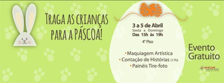 pascoa Botafogo Praia Shopping
