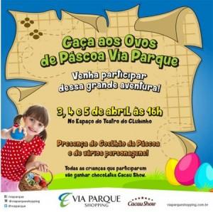 Via Parque - Páscoa2015