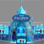 Center Shopping - Frozen