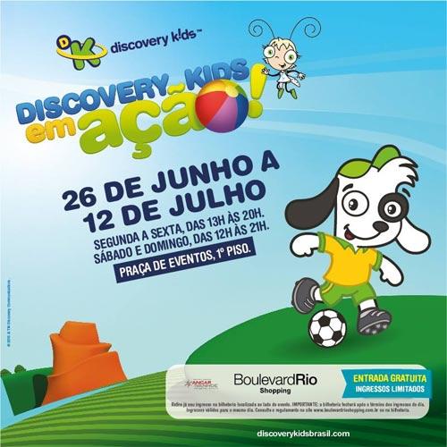 Discovery Kids em Ação _boulevardRio