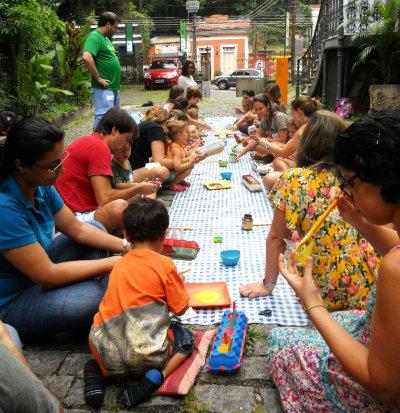 Naïfs Brincantes - Foto Renata Dupré