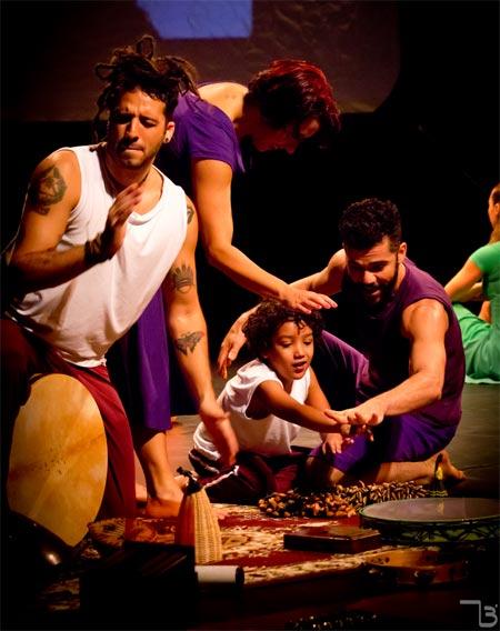Batuquinho - Danca Gamboa - FOTO: Tom Breit