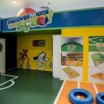 Discovery Kids em Ação