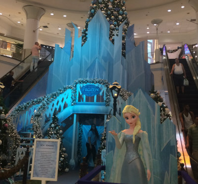 NorteShopping Natal Frozen PQ