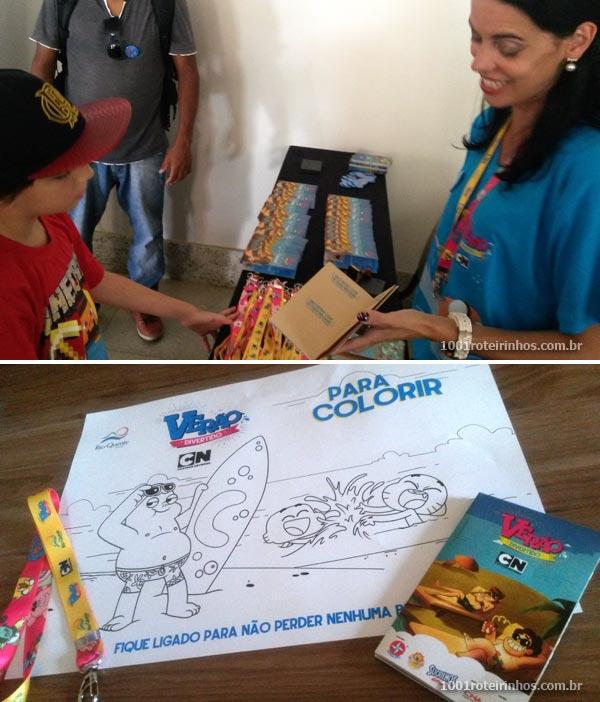 Verão Cartoon - Rio Quente Resorts