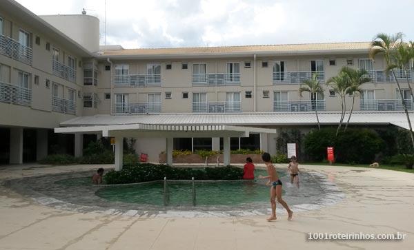 Piscina Infantil Hotel Turismo